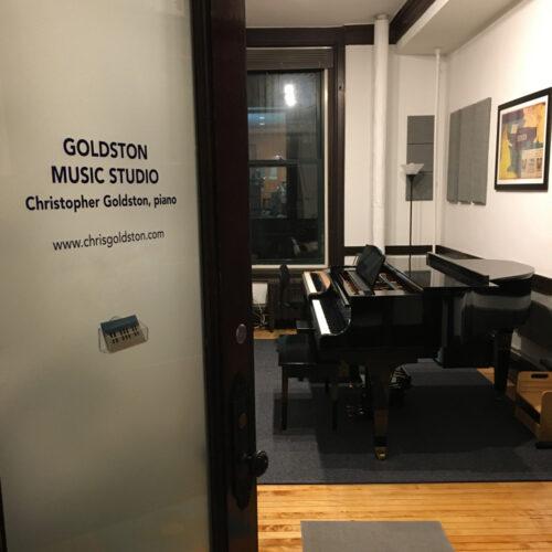 Goldston Music Studio, Chicago, IL